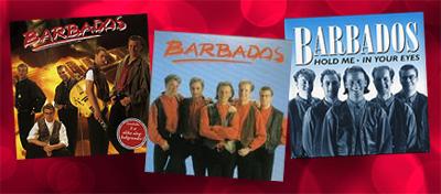 Tidigt Barbadosmaterial från 1994/1995