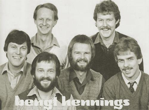 En äldre sättning av Bengt Hennings