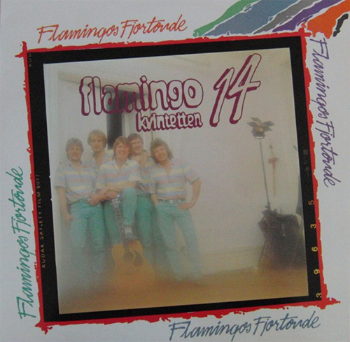 Flamingokvintetten - 14