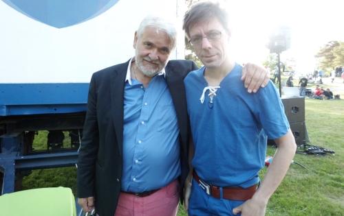 Jag och Hasse Andersson