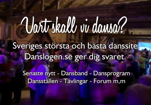 Sveriges största och bästa danssite  Danslogen.se