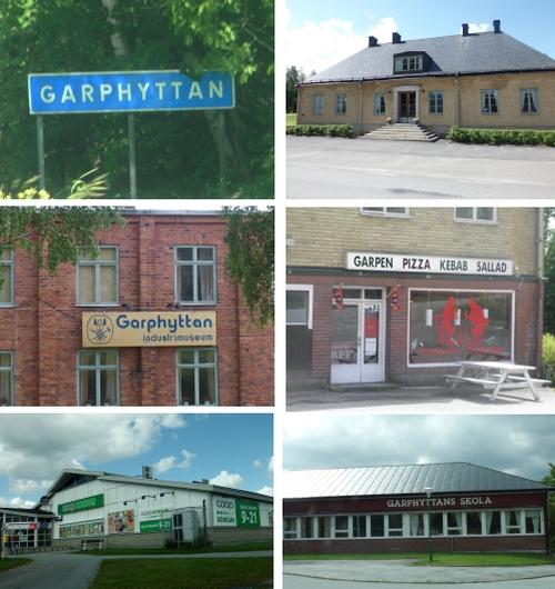 Blandade bilder från Garphyttan