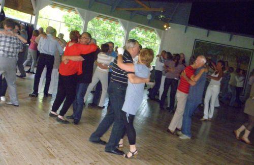 Dansare i Degerforsparken