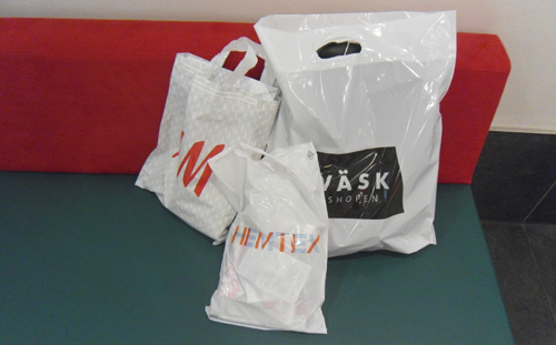 Shopping i Karlstad