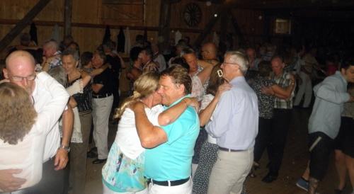 Dansare på Upperudslogen