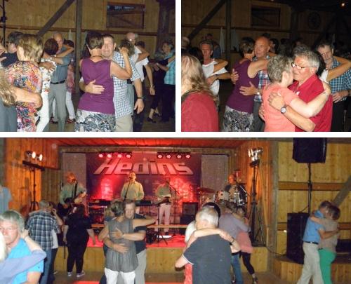Danspublik i Molkom
