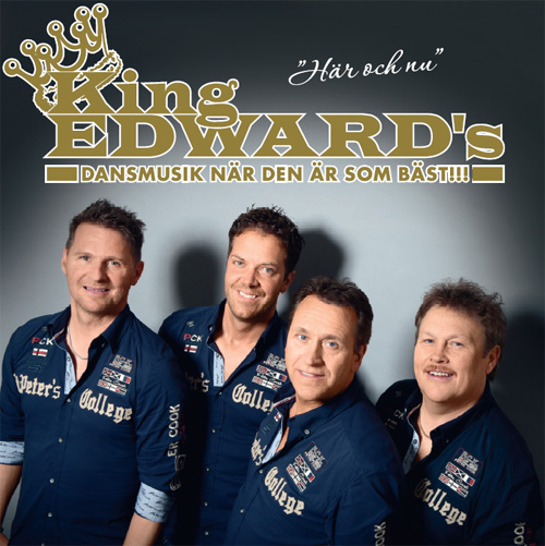 King Edwards med ny cd 2012