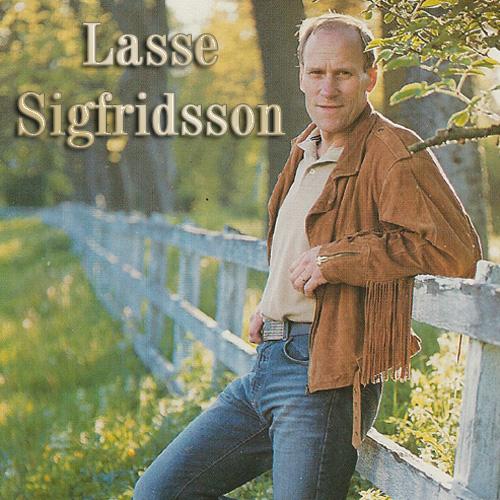 Lasse Sigfridsson med ny cd