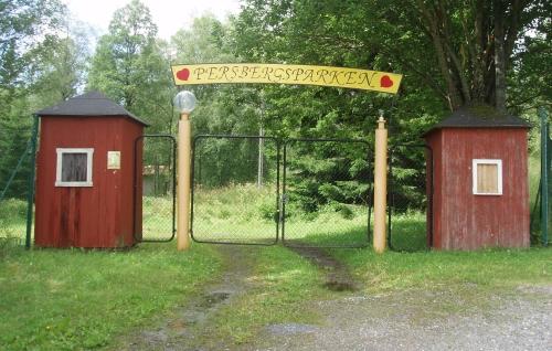 Persbergsparken norr om Filipstad