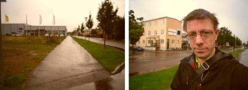Regnigt Kristinehamn