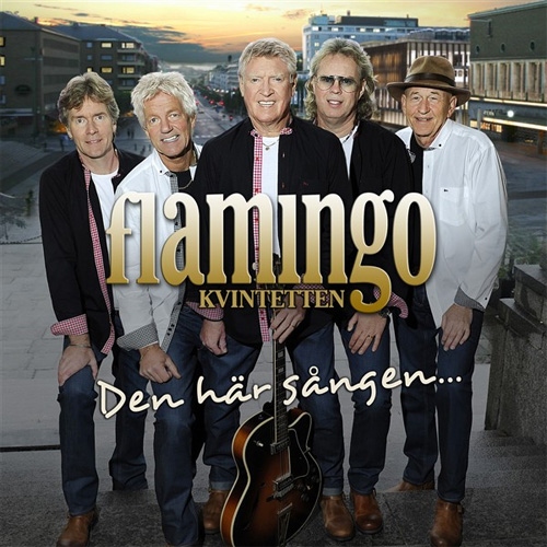 Flamingokvintetten med ny cd