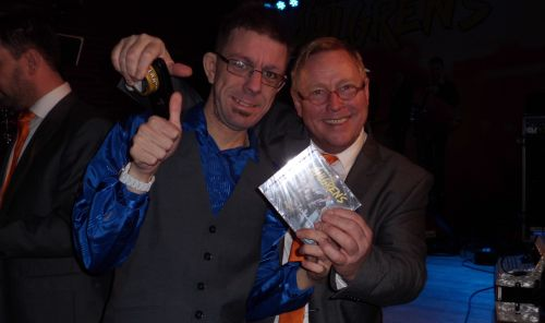 Mackan och Micke Ahlgren