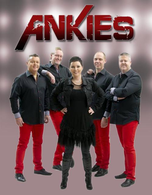 Ankies orkester. Foto: Janne Eriksson