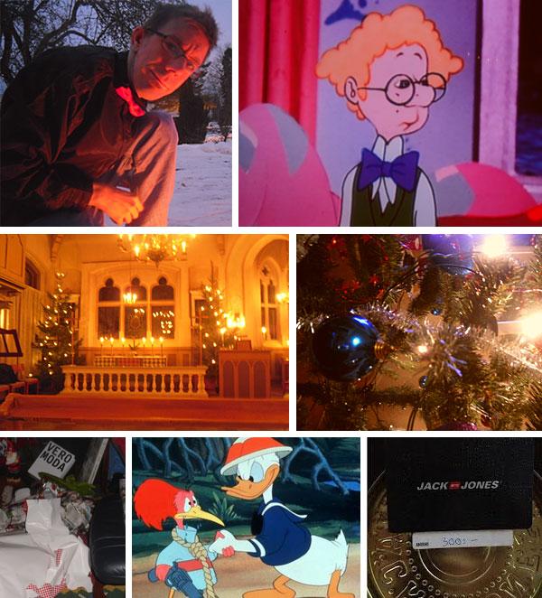 Bilder från min julafton
