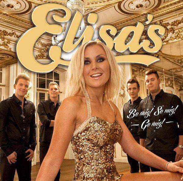 """Elisa's nya album """"Be mig! Se mig! Ge mig!"""""""