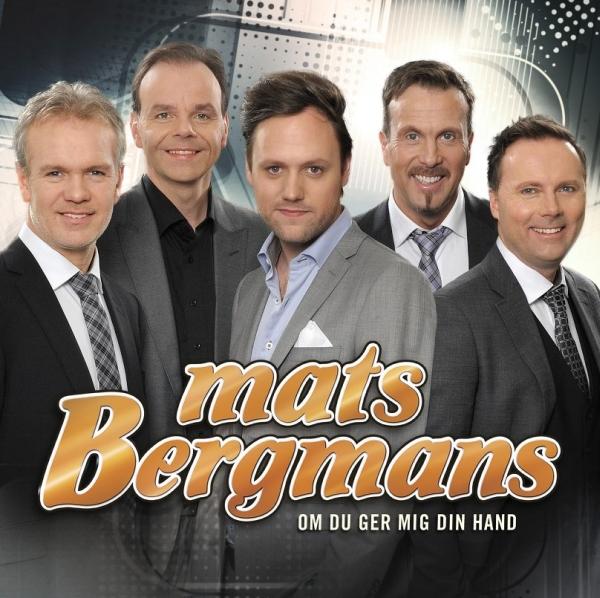 Mats Bergmans med ny cd