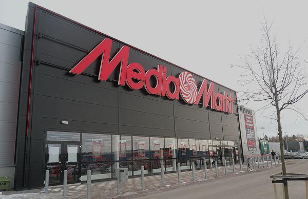Media Markt i Örebro