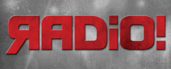 Logga för dansbandet Radio