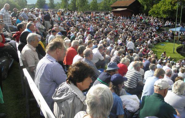 Publiken i Gropa