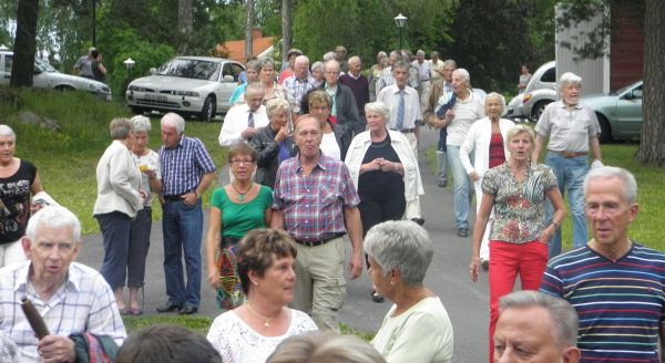 Publik i Degerforsparken