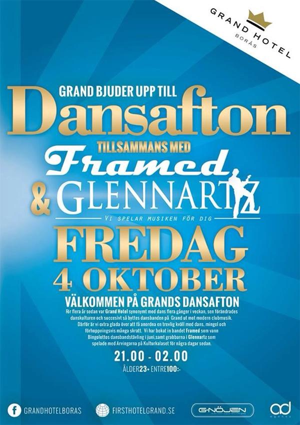 Dans på Grand i Borås