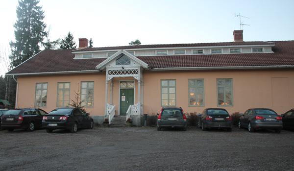 Kväggeshyttans bygdegård