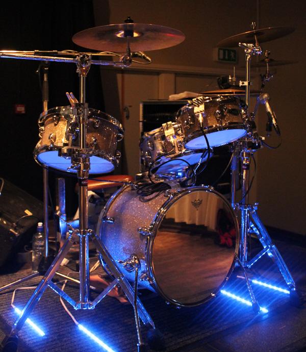 Connys fina trummkök
