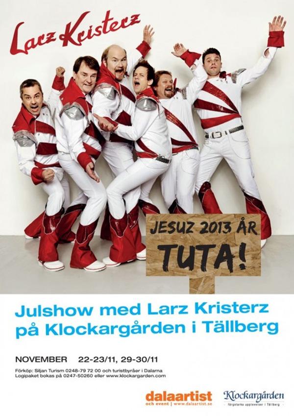 Show med Larz Kristerz