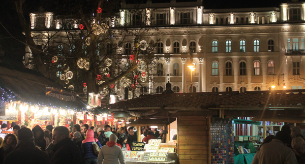Julmarknaden