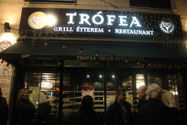 Restaurang Trofea