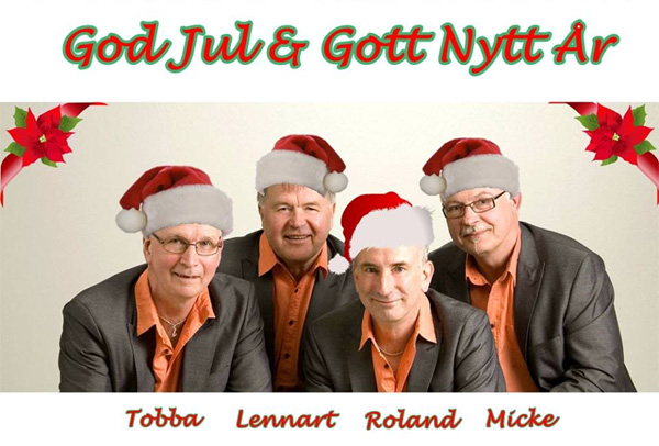 God Jul från Strike