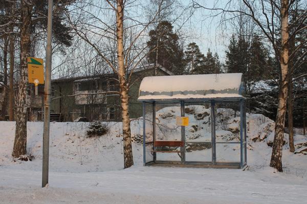 """""""Min"""" Busshållplats"""