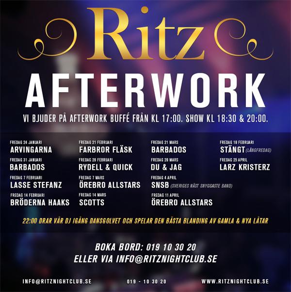 Ritz Örebro