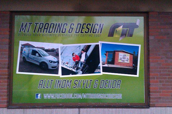 Reklam för mitt jobb