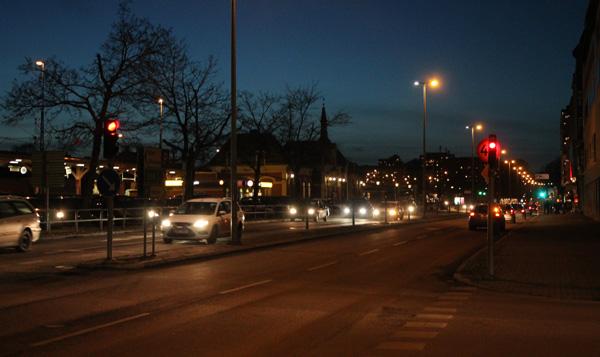 Trafik i Karlstad