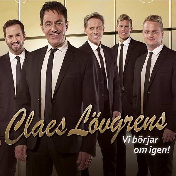 Claes Lövgrens börjar om igen