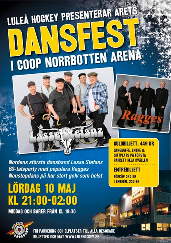 Luleå Dansfest