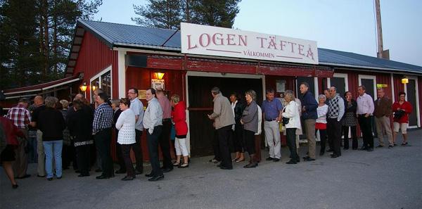 Foto lånat från Täfteålogens hemsida