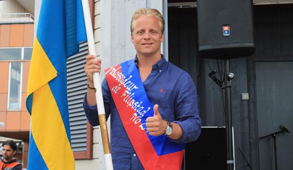Filipstads ambassadör 2014 - Andreas Weise