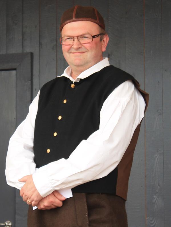 Värmlands landshövding Kenneth Johansson
