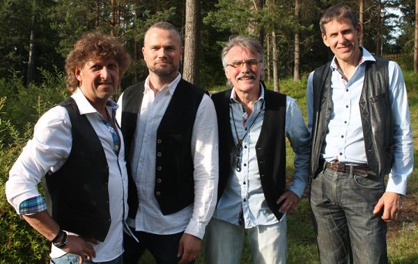 Janne Martins sommaren 2014