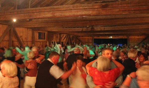 Fler dansare