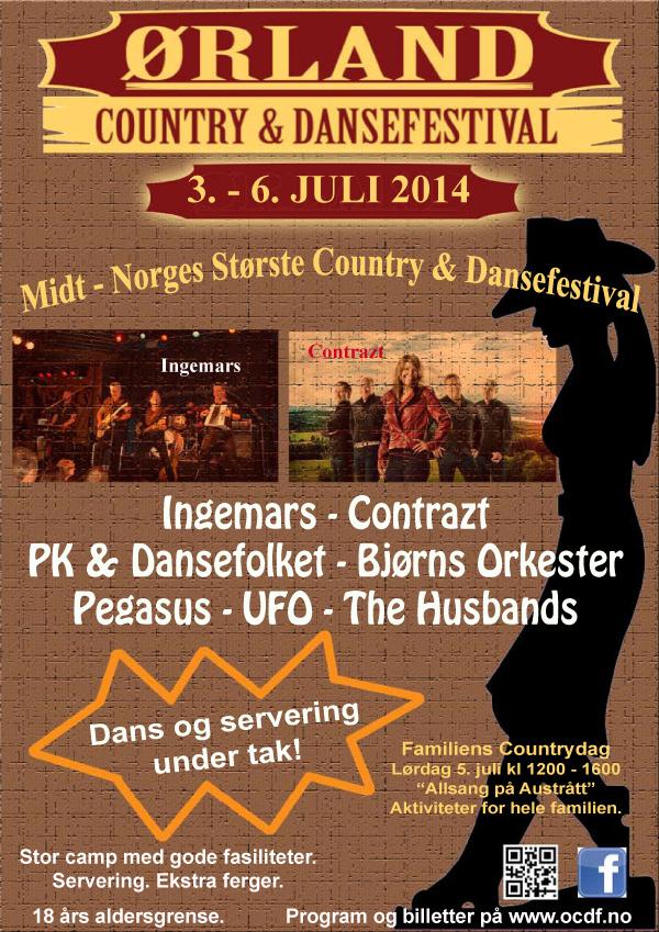 Ørland Country & Dansefestival