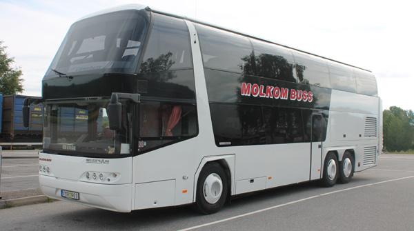 buss till ullared