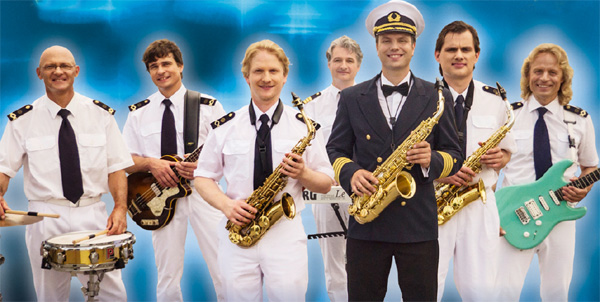 Captain Cook & Die singenden Saxophone