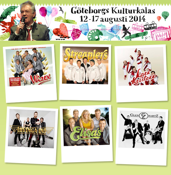 Göteborgs Kulturkalas med dans på Packhuskajen