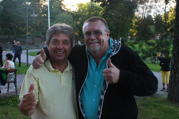 PG och Göran