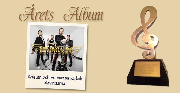 Årets album: Änglar och en massa kärlek – Arvingarna