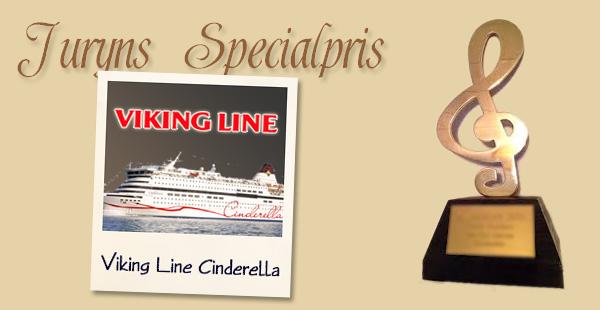 Juryns specialpris: Viking Lines nöjesteam på Cinderella