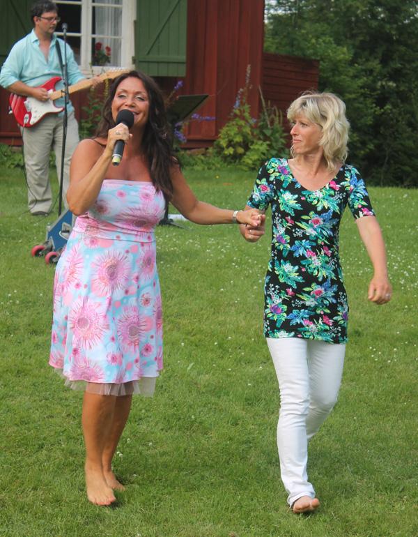 Monica och Christina
